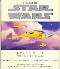 The Art of Star Wars Episode I the Phantom Menace: An Excerpt from the Book by J