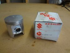 NOS Suzuki Piston PE/RM/RS .025mm Over Bore 12110-40601-025