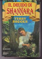 Terry BROOKS IL DRUIDO DI SHANNARA -   Mondadori Omnibus  1991 Prima edizione