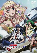 ANIME-MACROSS F (MACROSS FRONTIER) 1-JAPAN DVD I98