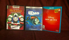Disney Infinity Wii 3.0, Finding Nemo and Thomas the Tank Engine (DVD)