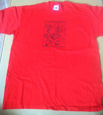 ED HARCOURT 2001 PROMO T shirt UNWORN For Here be Monsters CD MINT USA 2pics