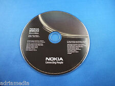 Original Nokia 8800 D Sirocco CTV Germany D CD Software Instruction Manual NEW