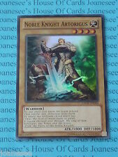 Yu-gi-oh Noble Knight Artorigus GAOV-EN000 Super Rare Mint (U) New