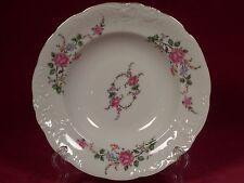 Royal Kent Collection Poland Rim Soup Salad Bowl (s) Floral Pink Flower Green