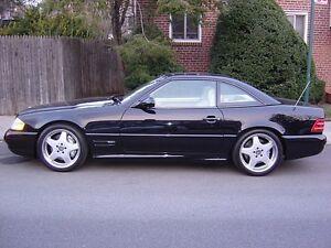 Mercedes R129 280SL,300SL,320SL STAINLESS STEEL EXHAUST SYSTEM,CUSTOM EXHAUST