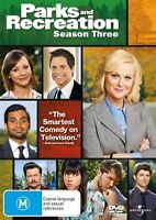 Parks and Recreation: Season 3 NEW R4 DVD