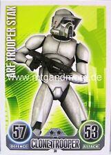 Star Wars Force Attax  Arf Trooper Stak #030