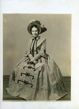 VICTORIA REGINA  w/CREDIT VANDAMM THEATRE 1936 VINTAGE PHOTO 156J