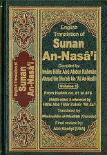Sunan An-Nasai Arabic / English (6 Volume Set)