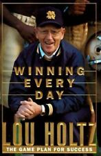 Winning Every Day, Holtz, Lou, Good Book