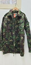 British Military Issued Camo Combat Jacket/Smock-XL