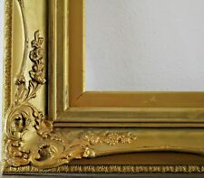Wood Frame Gold inside Dimension Approx. 29,5 cm x 37,5 CM