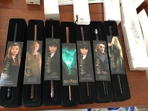 Harry Potter Mystery Wand with 3D Bookmark Series 2