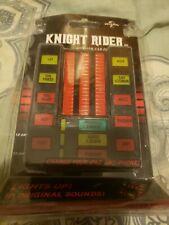 Knight Rider KITT USB Car Charger!  It Talks!  Very Rare!! New