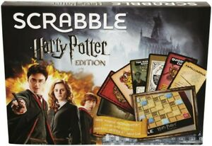 NEW Harry Potter Scrabble from Mr Toys