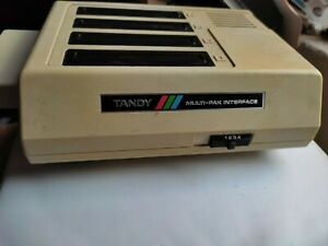 Details about  Radio Shack TRS-80 Tandy CoCo Multi-Pak Interface