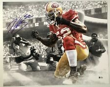 Patrick Willis Autographed Signed 16x20 Photo San Francisco 49ers BECKETT COA 2