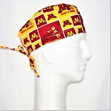 University of Minnesota Theme Scrub Hat
