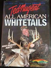 Ted Nugent All American Whitetails DVD