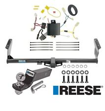 """Reese Trailer Tow Hitch For 11-14 Toyota Sienna 15-20 SE w/ Wiring and 2"""" Ball"""