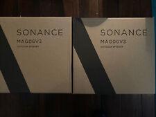 Sonance Outdoor Speakers MAG06V3 (Pair NIB)