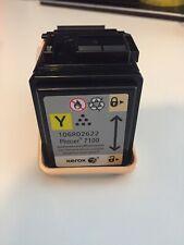Xerox Phaser 7100 Yellow Metered Toner Cartridge 106R02622