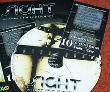 Sight -Dee Christopher -scary movie telepathy -fits in your pocket Tmgs