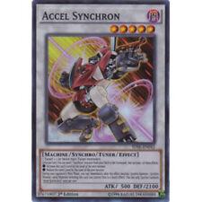 Yugioh Accel Synchron SDSE-EN042 1st Super Rare Near Mint Fast Shipping!