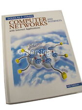 Computer Networks And Internets With Internet Applications Douglas E Comer