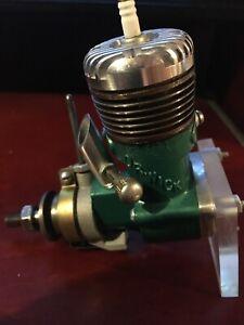 Orwick Vintage Radio Control (RC) Model Airplane Engine