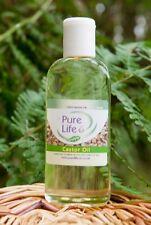 Castor oil ( Pharmaceutical Grade ) BP  Certified 100% Pure & Natural 100ml
