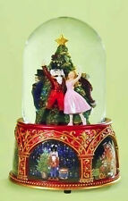 SNOW GLOBES - NUTCRACKER SUITE  MUSICAL SNOW GLOBE - SNOWGLOBE