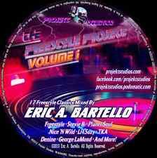 "Mixtape/Mix CD - ""The Freestyle Projekt, Volume I"" - 80's/90's Dance Classics"