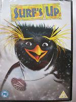 Surf's Up (DVD, 2007) NEW SEALED Region 2 PAL