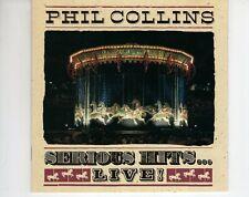 CDPHIL COLLINSserious hits liveEX (R2923)