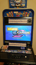 Capcom Marvel vs Capcom 2 Art Set for Taito Vewlix (CARD) Naomi Jamma