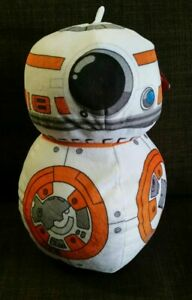 Disney Star Wars BB-8 Soft Plush Toy 10 inch - New With Tags