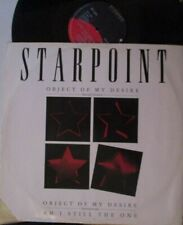 """STARPOINT ~ Object Of My Desire ~ 12"""" Single PS"""