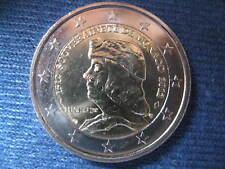 *MONACO 2012  2 EURO 500 ANNI  SOVRANITA' LUCIEN I GRIMALDI in capsula  LEGGI