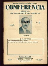 CONFERENCIA - PAULINE BONAPARTE - PHILIPPE II ESCORIAL