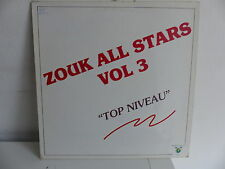 ZOUK ALL STARS Vol 3 Top Niveau MGP 4050