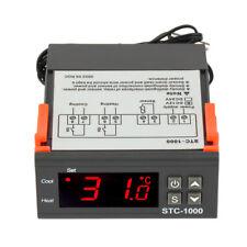 12V/24V/110V/220V STC-1000 Temperature Controller Thermostat Aquarium Sensor