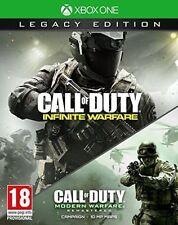 Call of Duty Infinite Warfare - Legacy Edition Ps4 Case