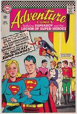 Adventure Comics #350 Dc Comics Vf- Condition Legion Of Super-Heroes