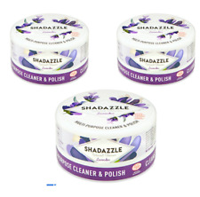 SHADAZZLE NATURAL MULTI-PURPOSE CLEANER & POLISH-LAVENDER-BAKED ON OVEN REMOVER