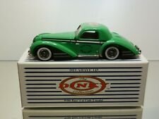DINKY TOYS CODE 2 DELAHAYE 145 - WILD TOYS - GREEN 1:43 - EXCELLENT IB