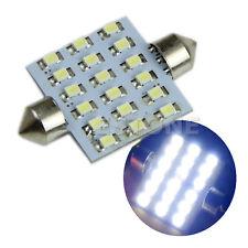 1PC 41mm 18-SMD LED Festoon Dome 1Car Interior Bulb Light Lamp White