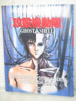 The Analysis of GHOST IN THE SHELL w/Poster Art Fan Book Masamune Shirow KO02*