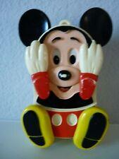 New listing Vtg Walt Disney Musical Peek-A-Boo Mickey Mouse Nursery Wind Up Toy Illco Works